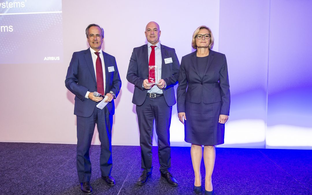 Mercury Systems Receives Best-In-Class Defence and Space Award from Airbus